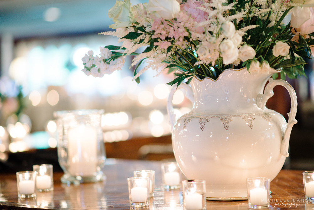 Pink, White and Gold Aqua Turf Club Wedding by Michelle Lange Photography 29