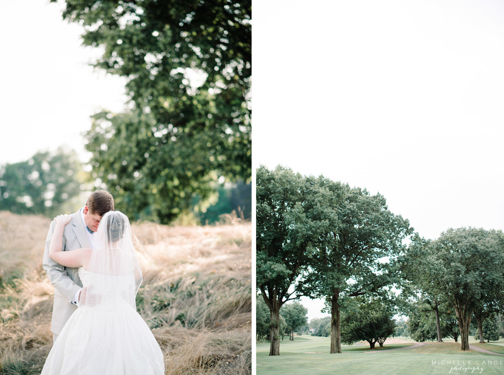 Upper Montclair Country Club Wedding | Michelle Lange Photography