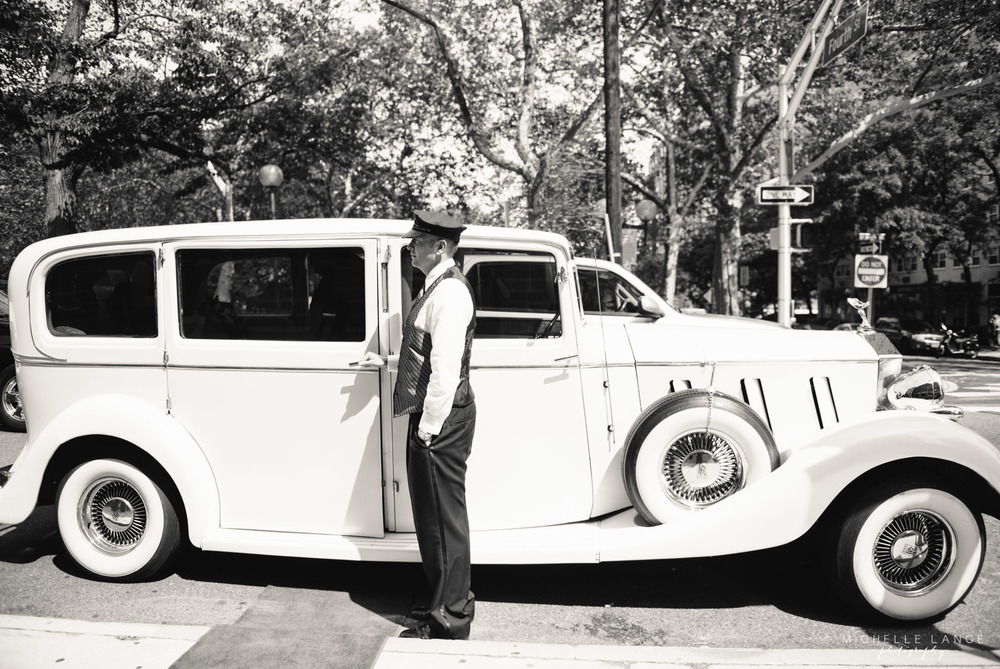 Vintage Rolls Royce Hoboken Wedding.jpg
