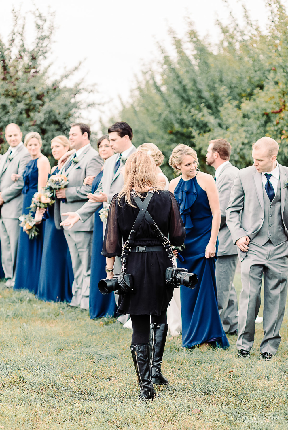 Backing up your wedding photography images with storage and memory.