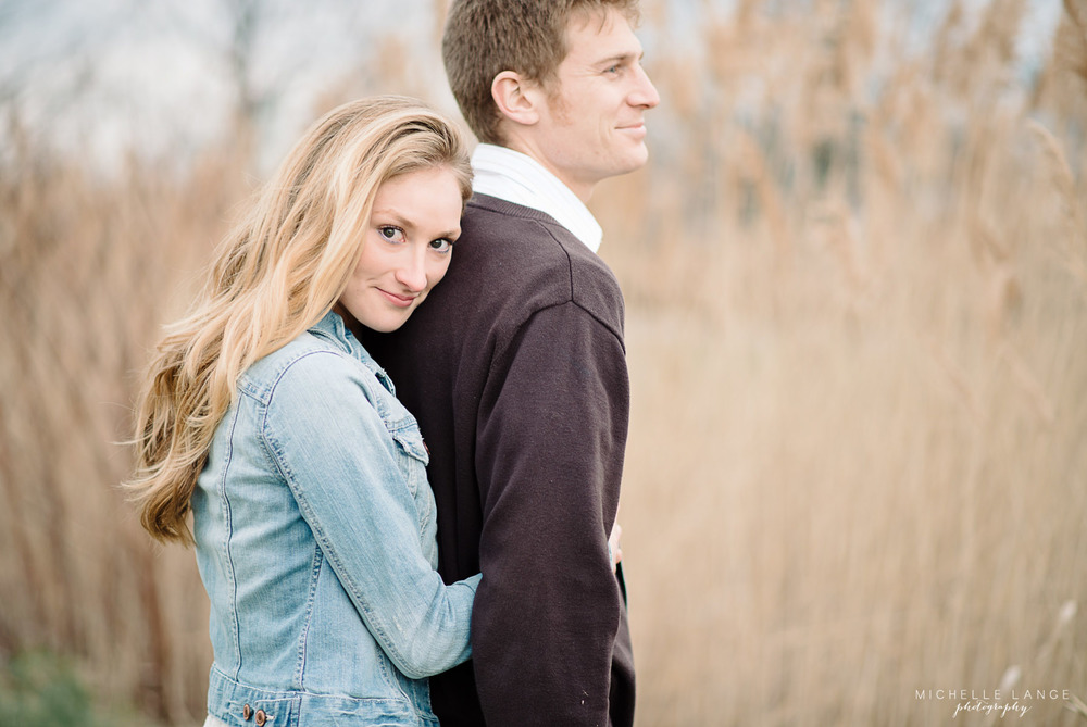 Amanda & Drew's Liberty State Park Engagement