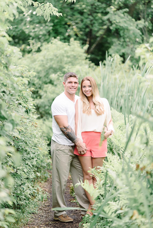 Sarah & Steve's Celery Farm Engagement