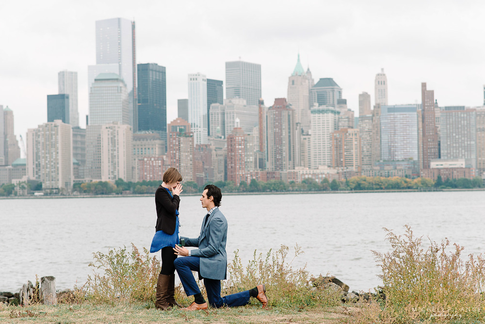 Brittany & Jordan's Jersey City Proposal