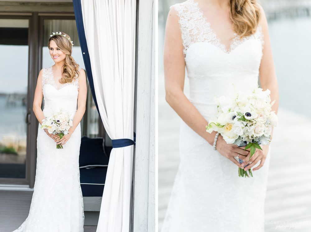 Montauk Yacht Club Wedding