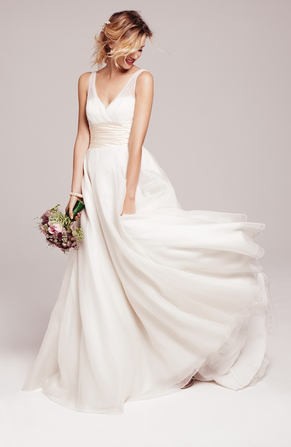 Emmanuelle by Anne Barge Wedding Gown
