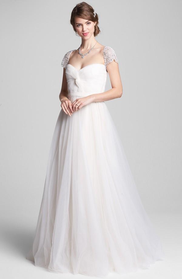 Laurel by Reem Acra Wedding Gown