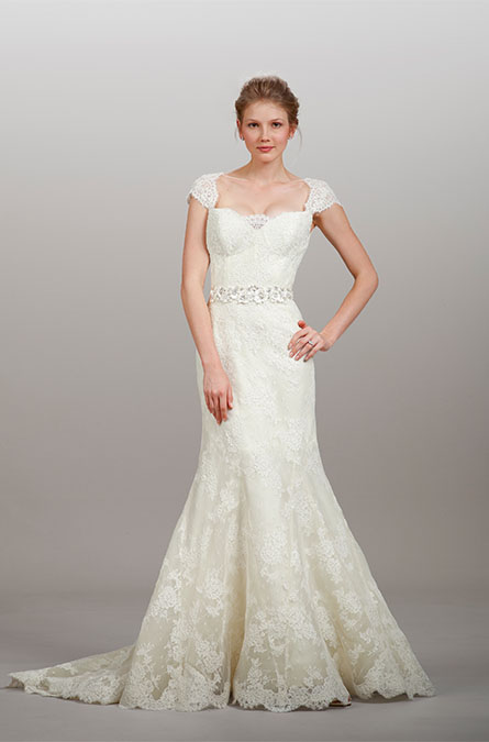 Style 5849 Liancarlo Wedding Gown