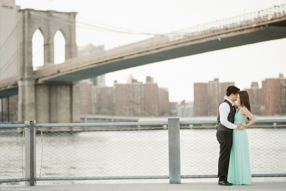 DUMBO Engagement Photographer