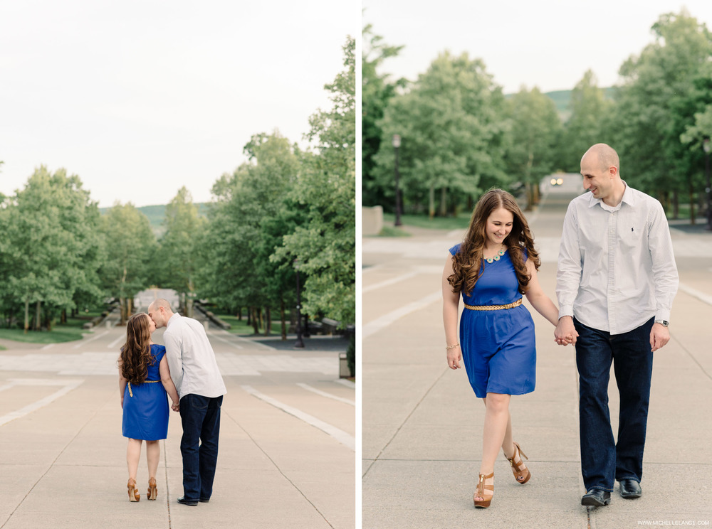 Cornell University New York Engagement Photographer