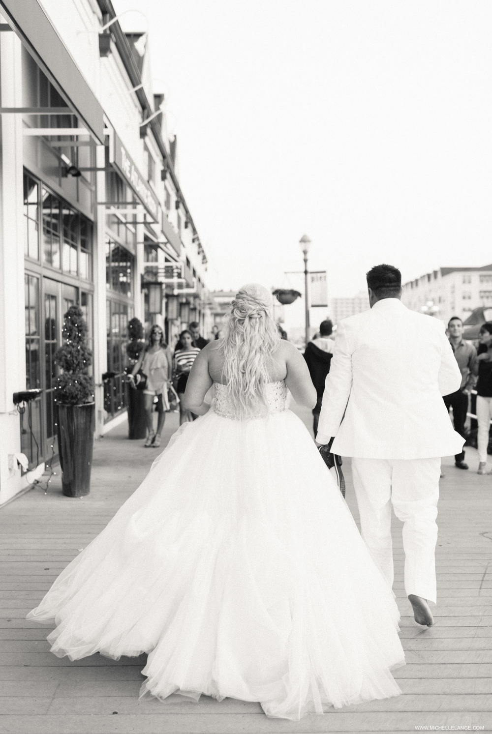 McLoone's Pier House Long Branch New Jersey Wedding Photographer