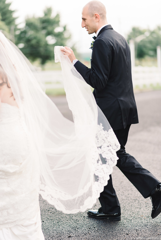 The Ryland Inn Wedding Photographer