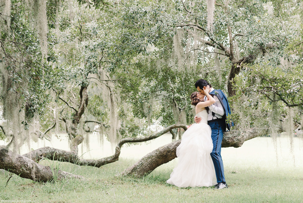 Charleston Runnymede Plantation Wedding