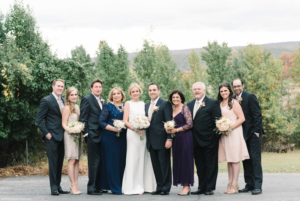 Family Portraits Brotherhood Winery Wedding