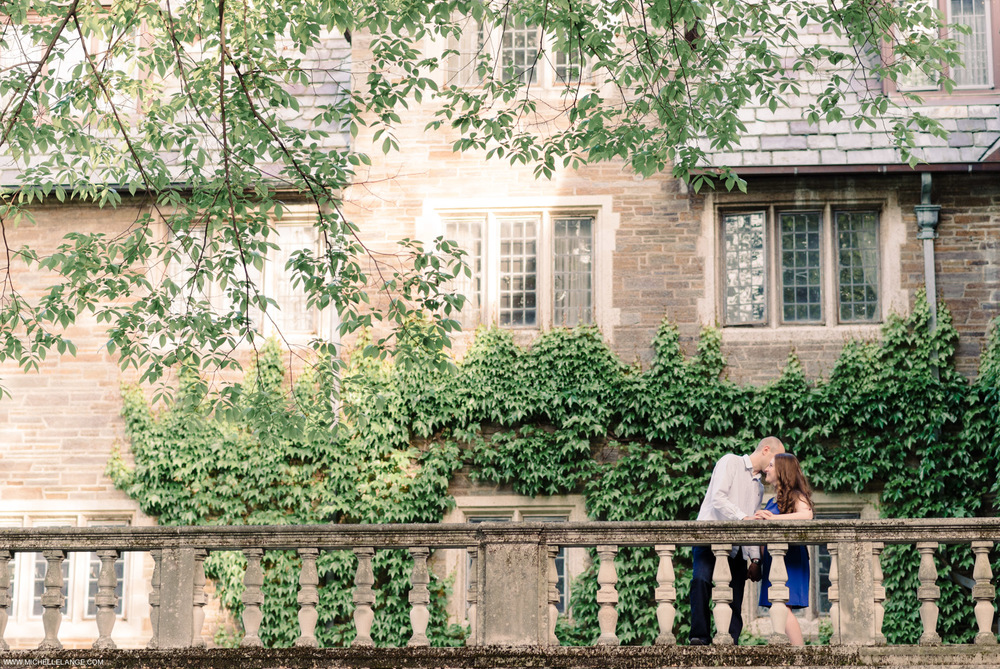 Cornell Ithaca New York Engagement Photographer