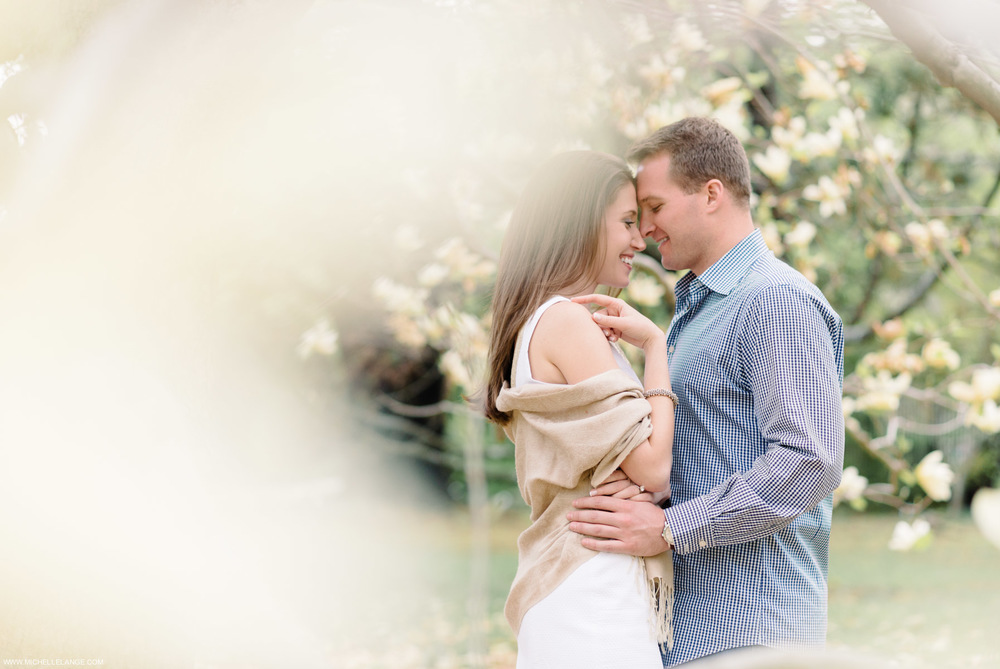 Deep Cut Gardens New Jersey Engagement Photographer