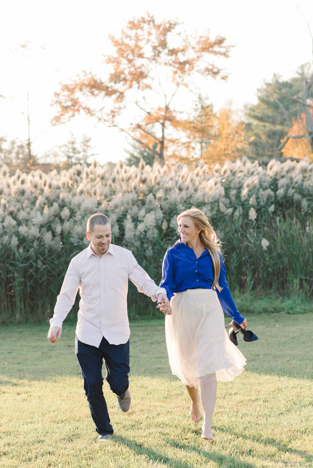 Verona Park New Jersey Engagement Photographer