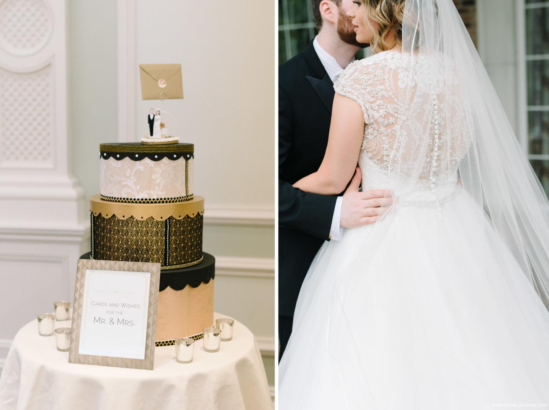 Kelsey and Marc   Art Deco Inspired Wedding   New Jersey Wedding ...