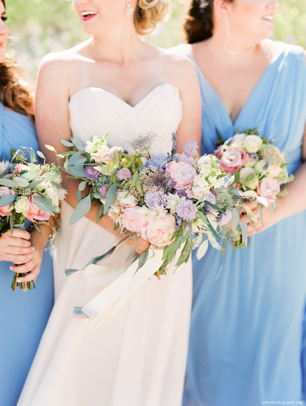 NJ Wedding Photographer at Hotel Icona in Cape May with A Garden Party Florist