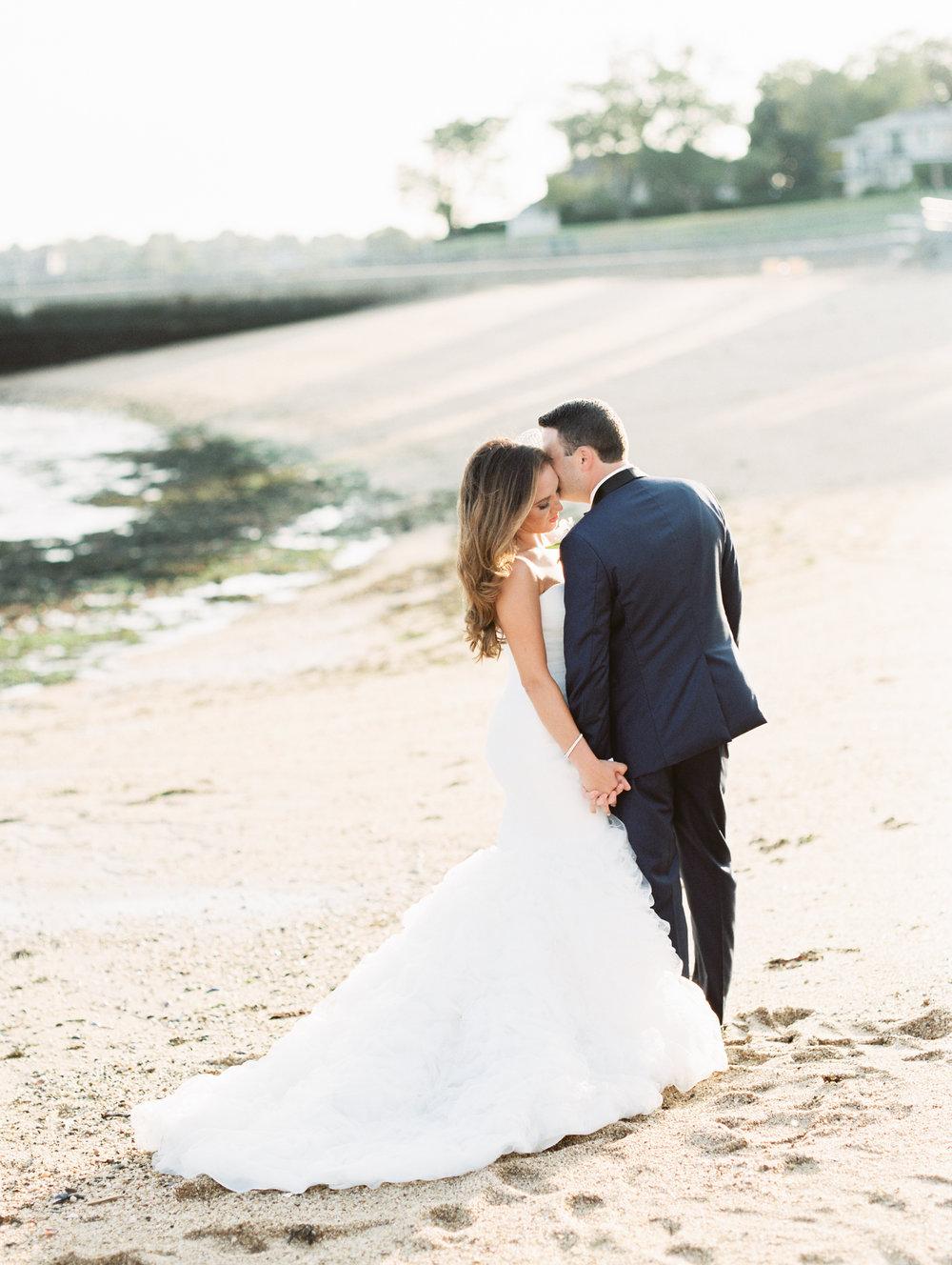 Beach Wedding by NY and NJ Wedding Photographer