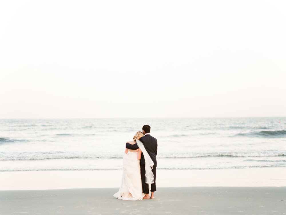 Hotel Icona Diamond Beach by Cape May photographed by NJ Wedding Photographer