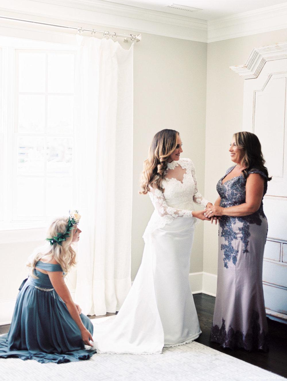 Larchmont NY Film Wedding Photographer