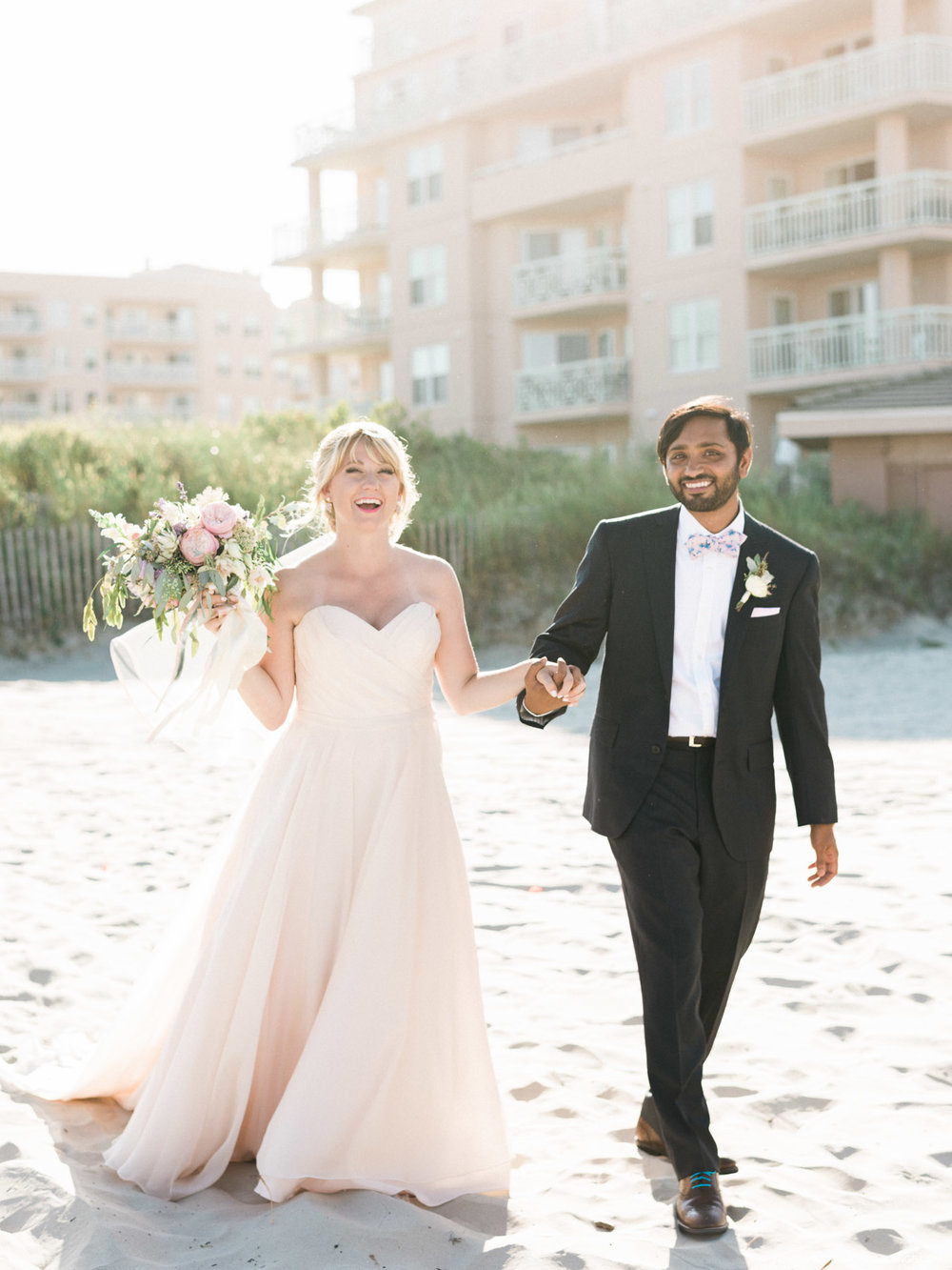 NJ Wedding Photographer in Cape May, NJ at Hotel Icona