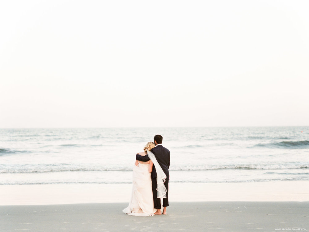 Cape May NJ Wedding Film Photographer at Hotel Icona Diamond Beach