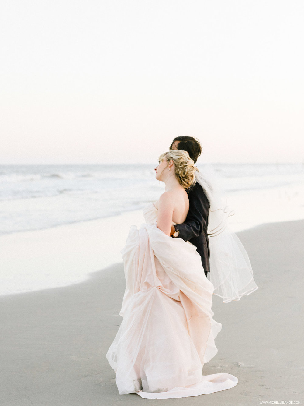 Cape May NJ Wedding Photographer at Hotel Icona Diamond Beach