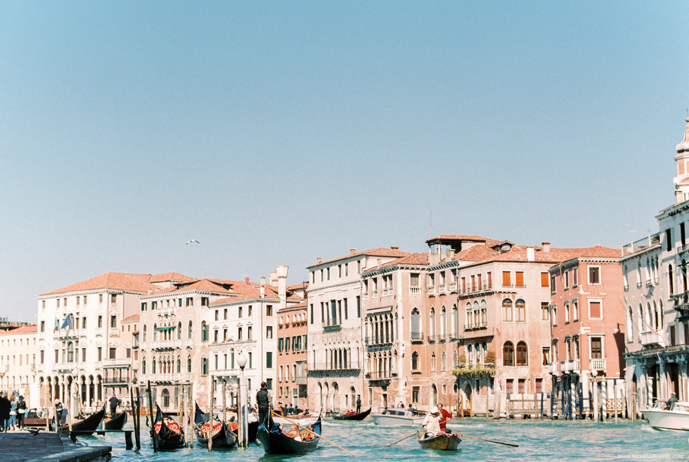 Venice Travel Photography - Canal