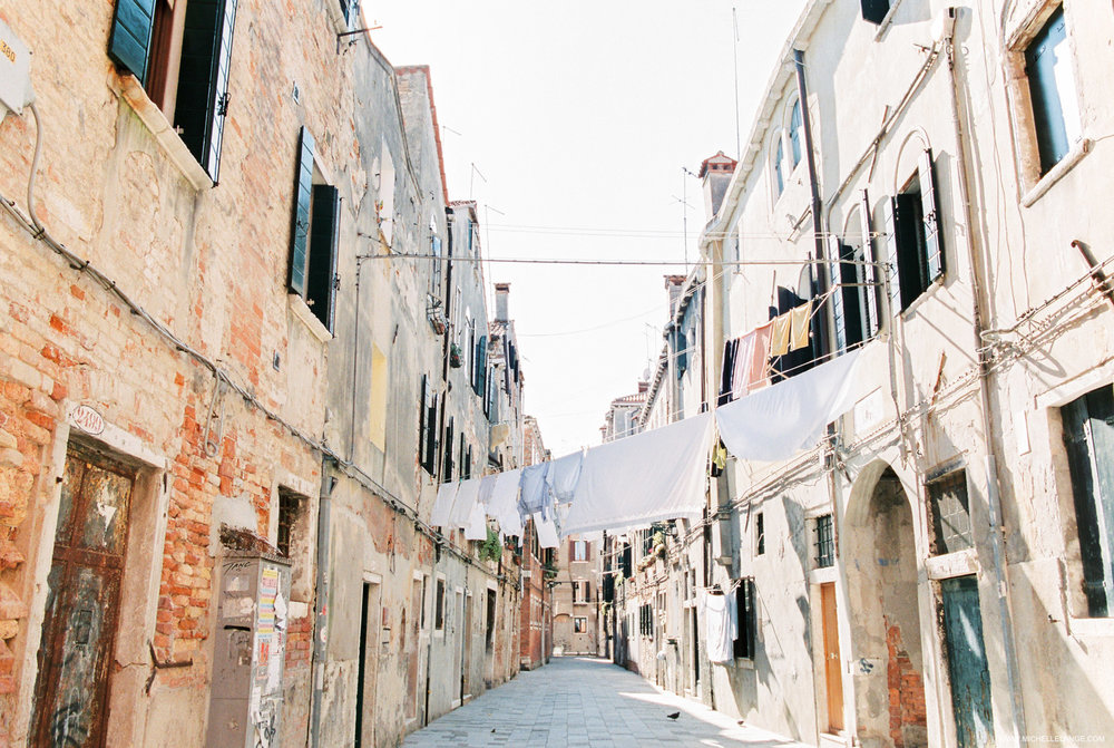 Venice Travel Photography - Romantic Streets of Italy