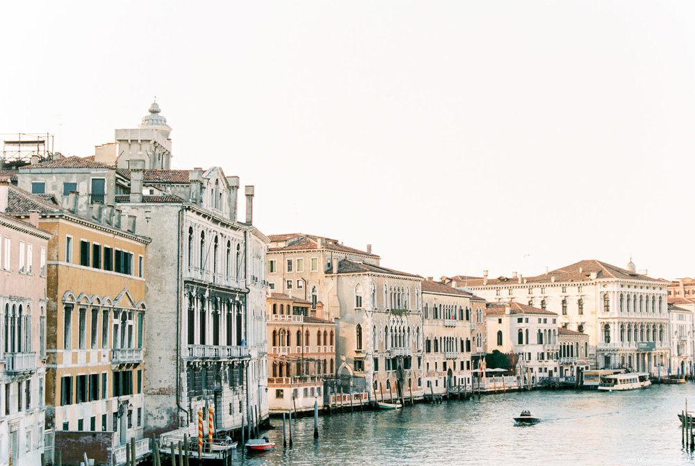 Venice Travel Photography - Grand Canal