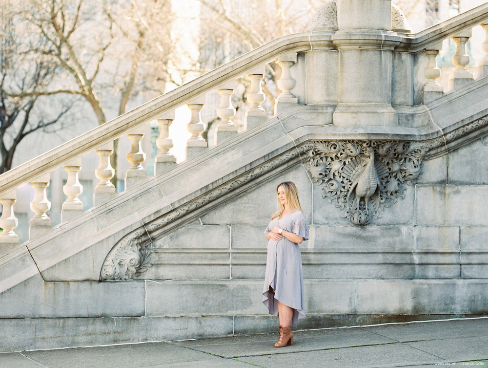 Albany New York Maternity Photography