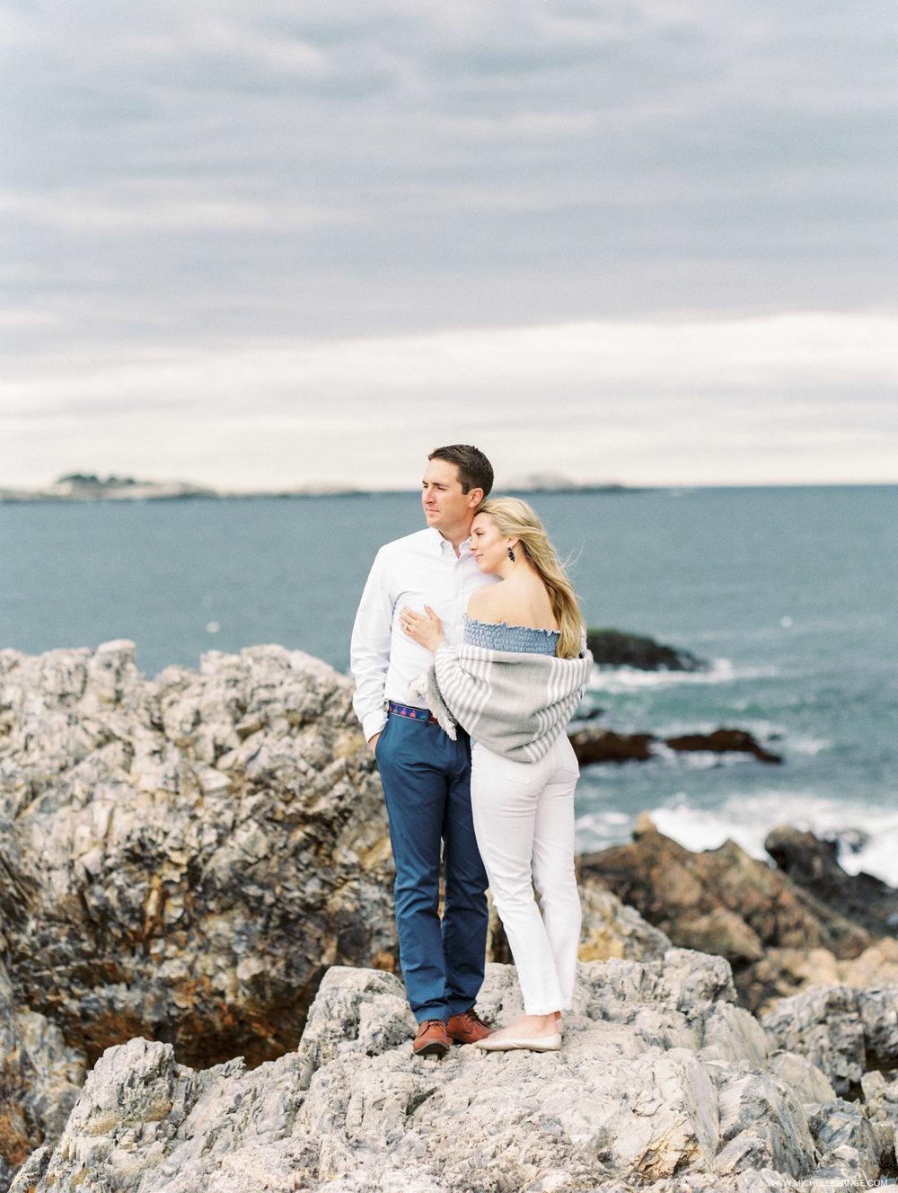 Boston Film Engagement Photographer