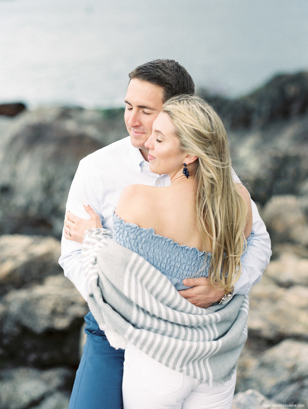 Marblehead engagement photos