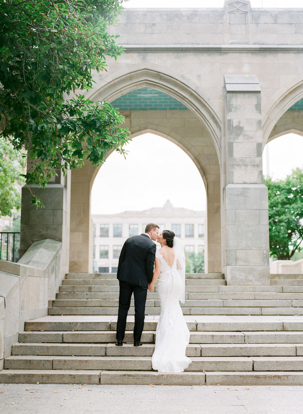 Boston University Marsh Chapel Wedding