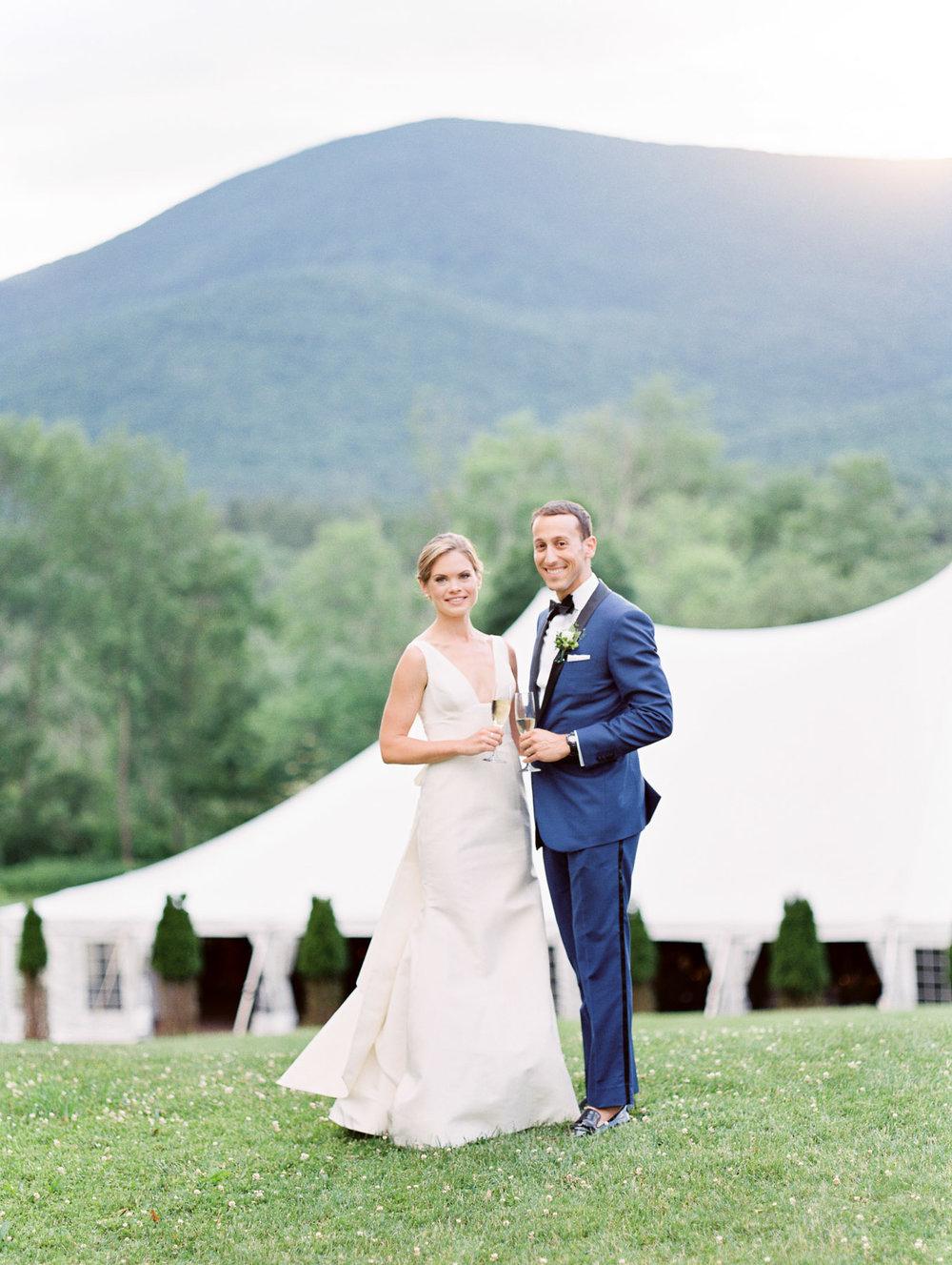 Manchester Vermont Wedding