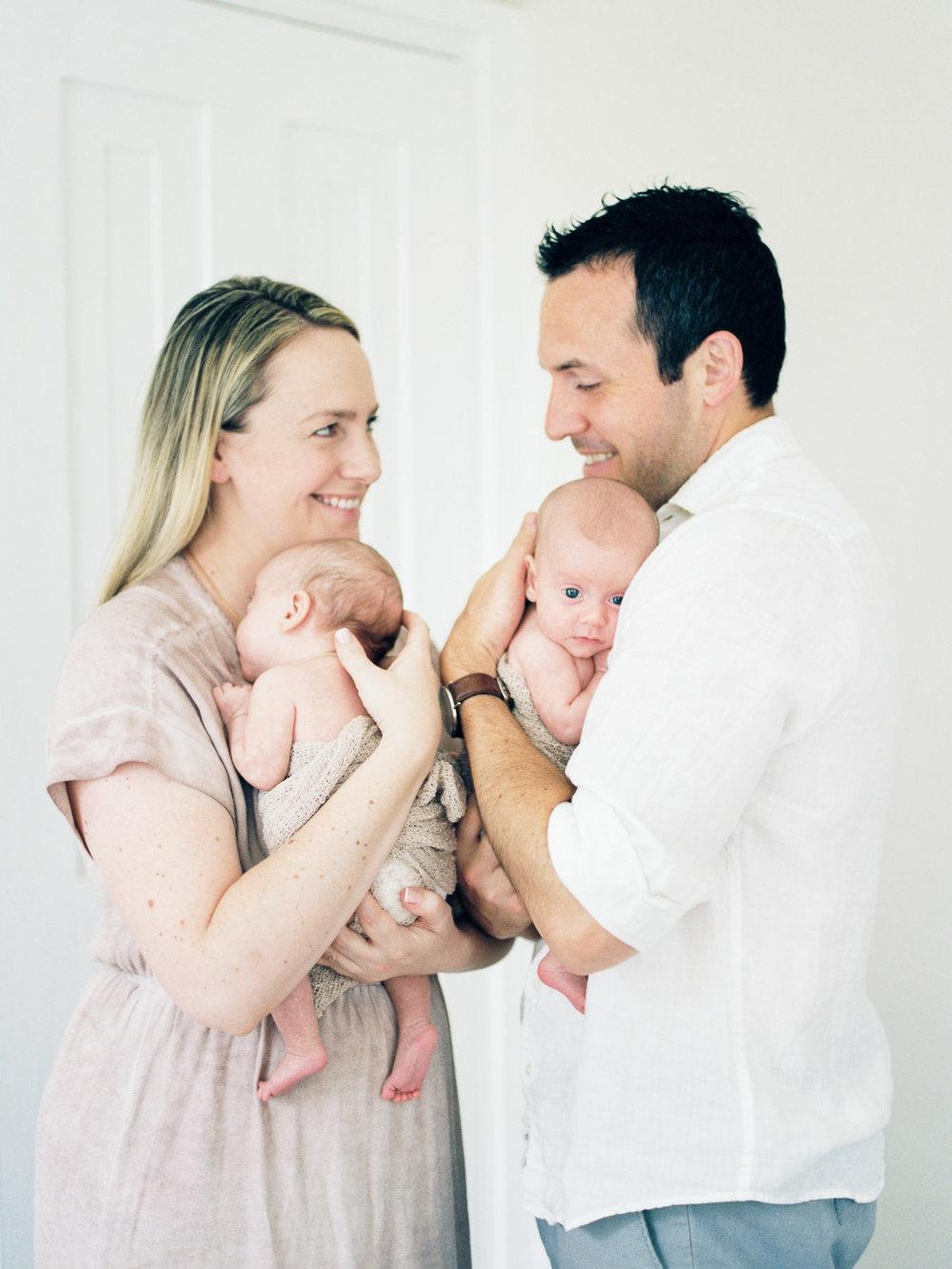 Newborn Photographer in New York