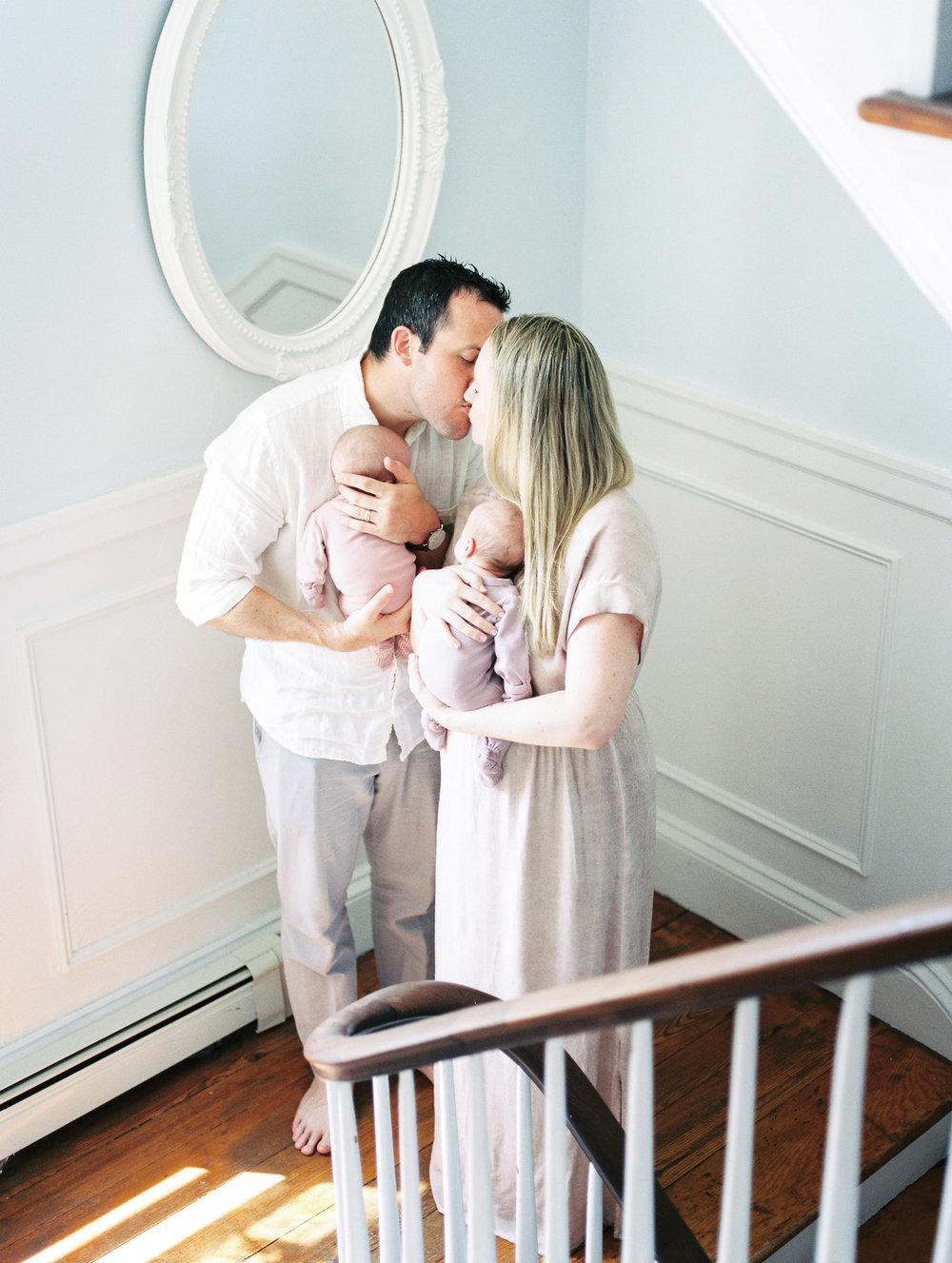 Staircase Family Photos