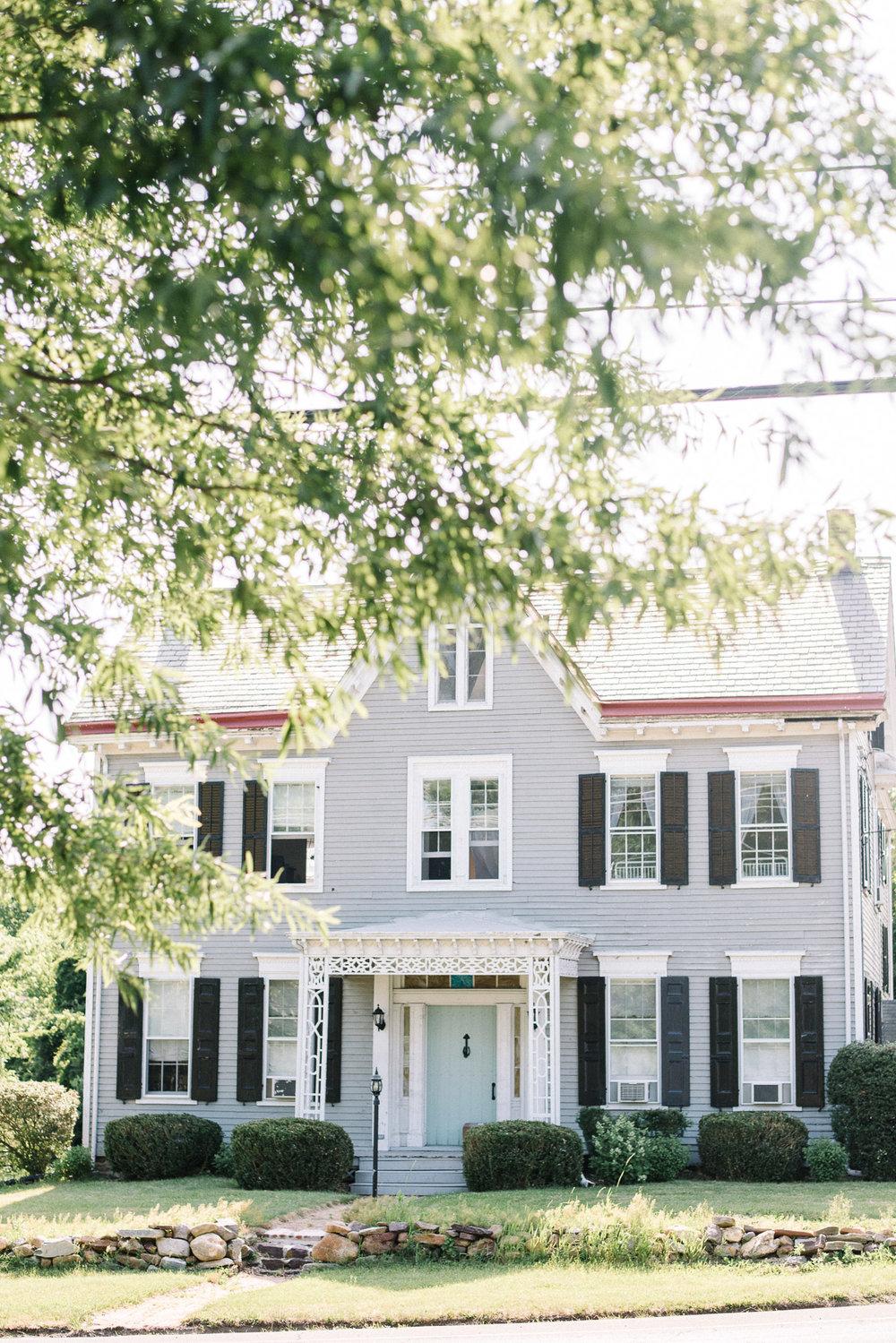 Victorian Home in Hamilton New Jersey