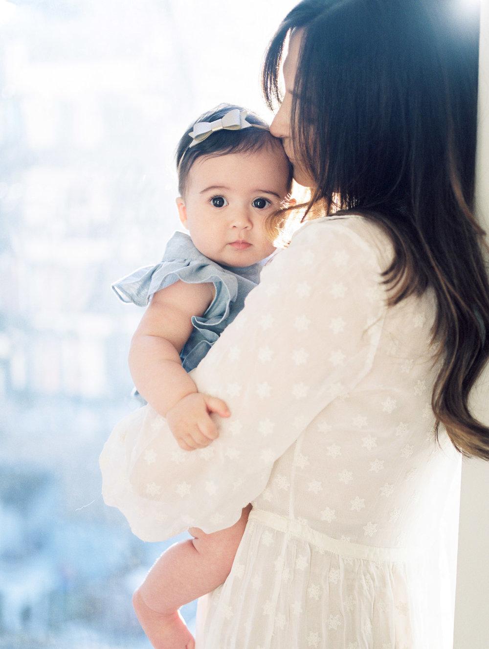 New York City Motherhood Photographer