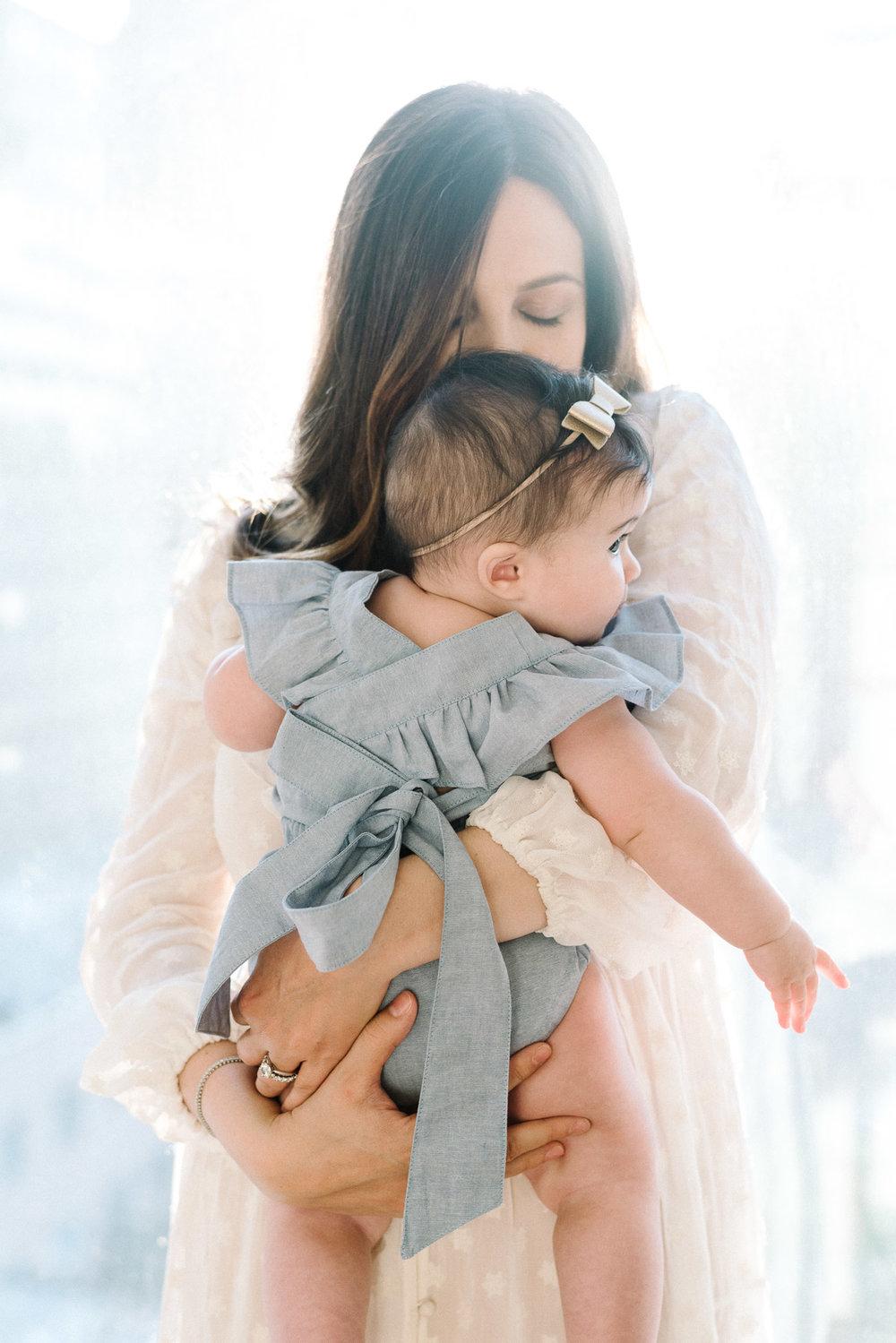 NYC Motherhood Photographer
