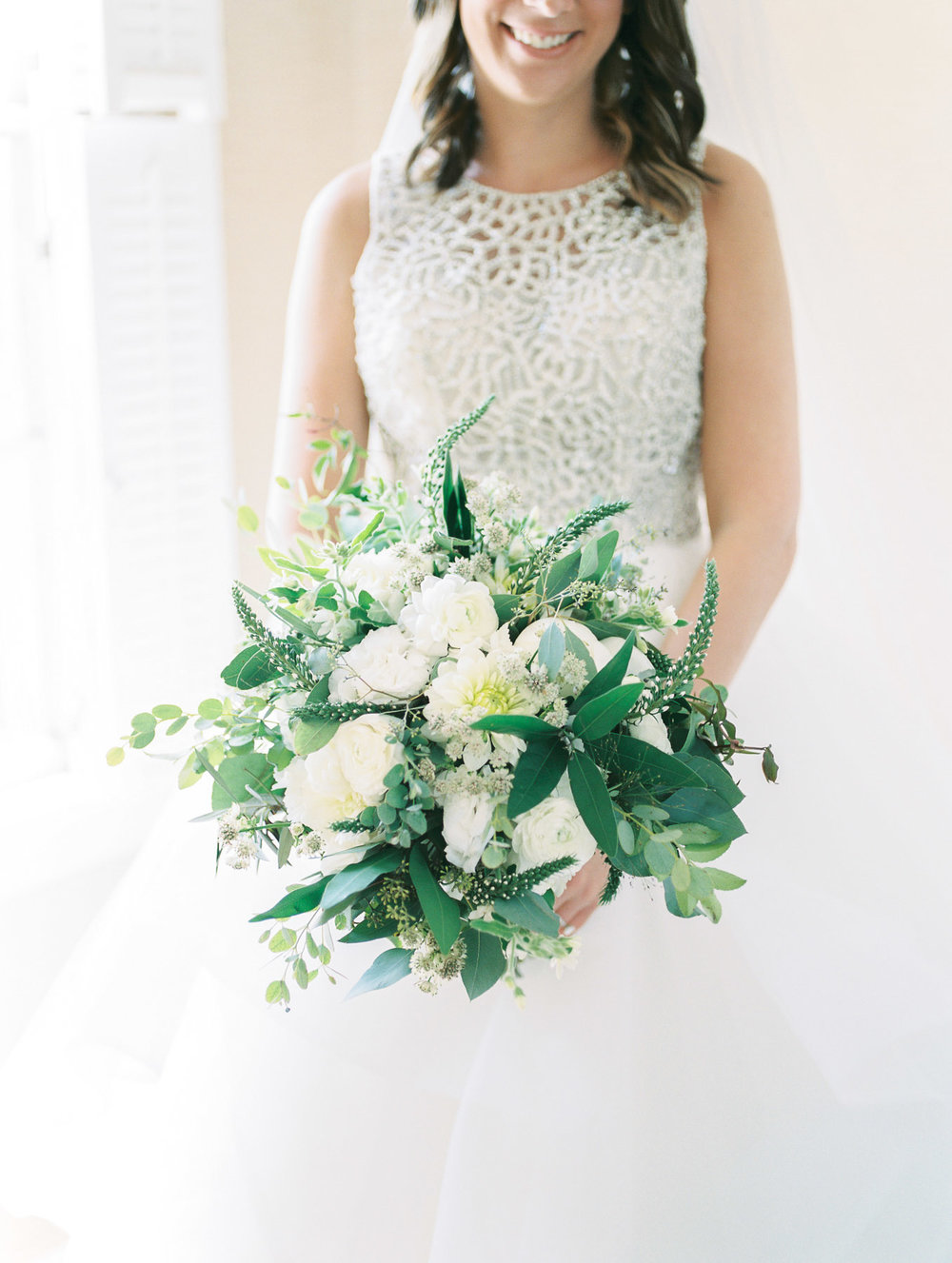 Twisted Willow Flowers wedding bouquet