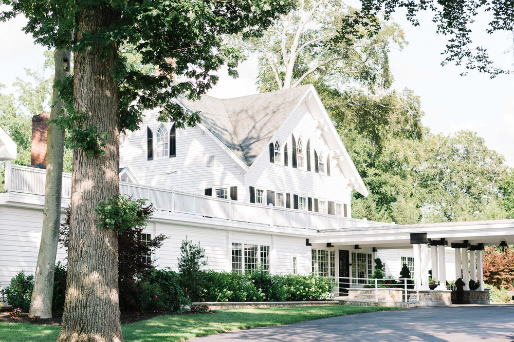 The Ryland Inn wedding venue in NJ