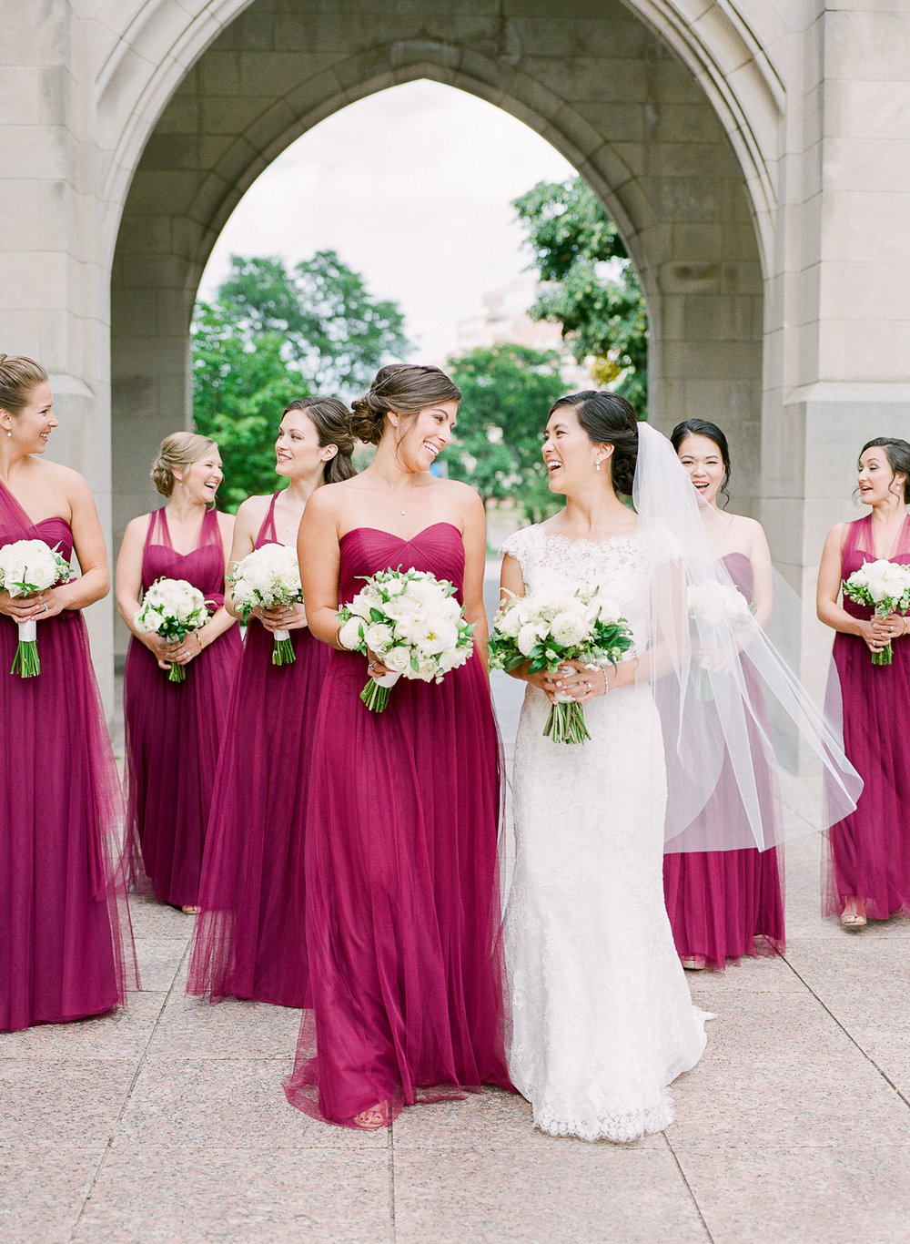 Boston University Wedding Photos