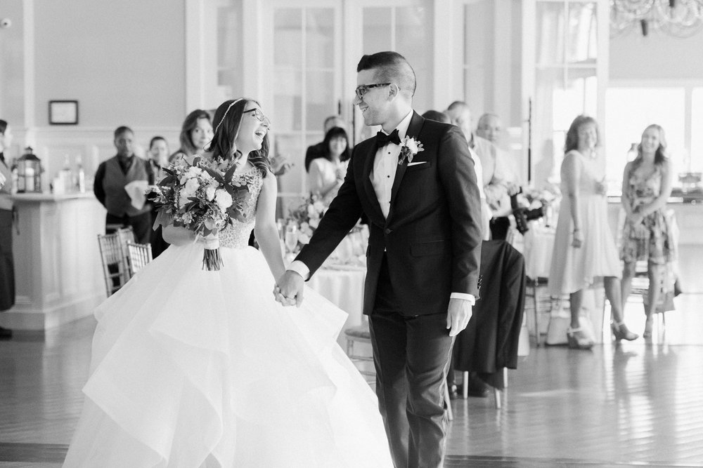 The Ryland Inn Wedding
