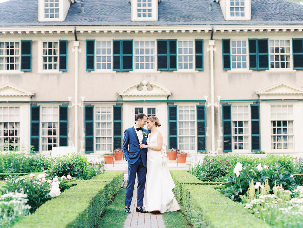 Hildene Estate Wedding Photography in Vermont