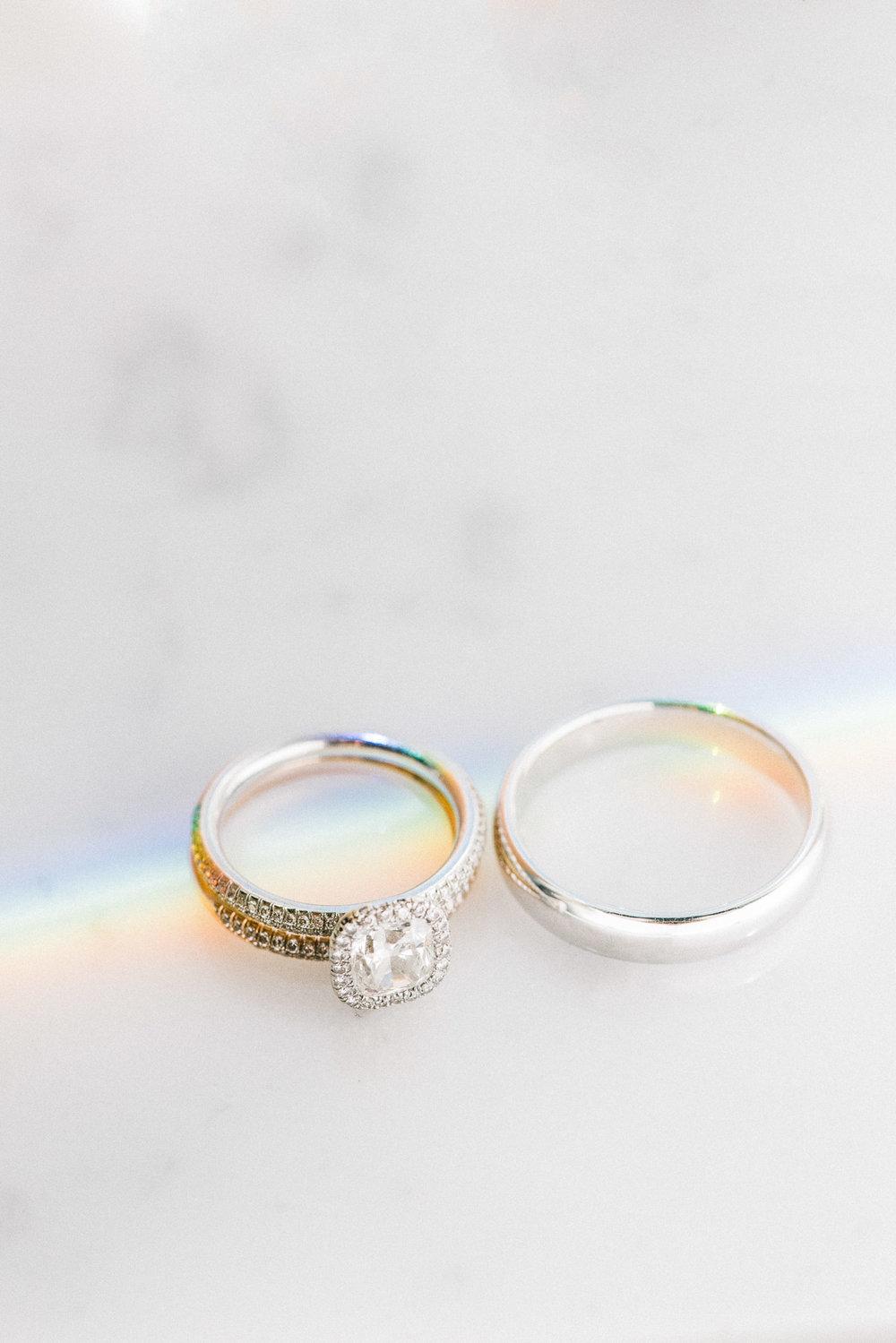 Rainbow Ring Shot