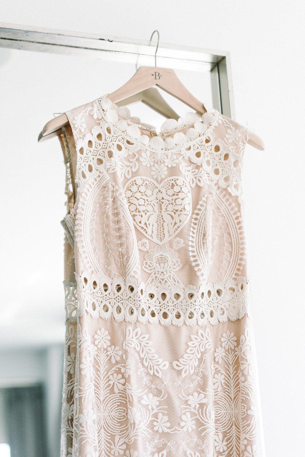 BHLDN Roane Gown