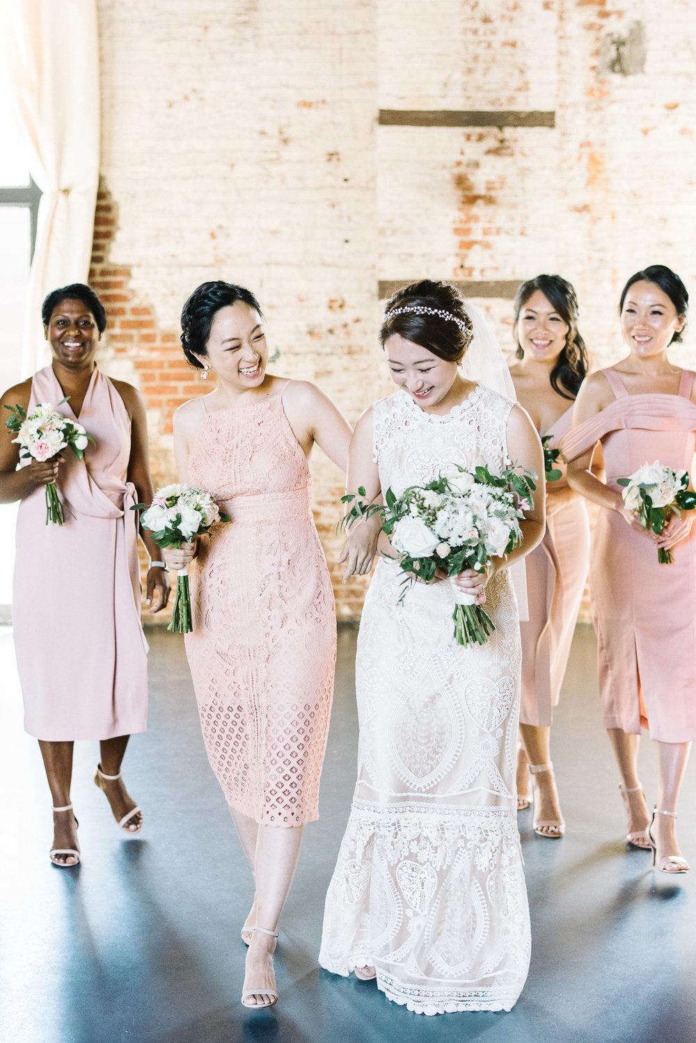The Green Building Wedding