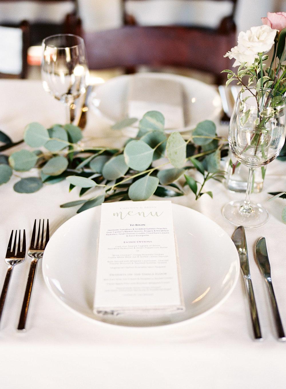 Tablescape Brooklyn Wedding Venue